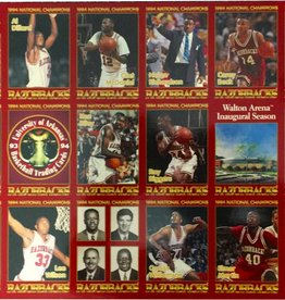 1994 National Championship Team Uncut Card Set