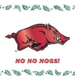 Overly Arkansas Razorbacks Christmas Cards