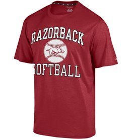Champion Arkansas Razorbacks Softball Sport Graphic