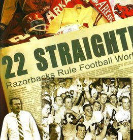 Arkansas Razorback 22 Straight DVD