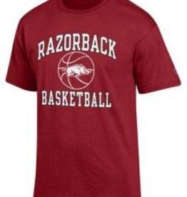 Champion Arkansas Razorbacks Basketball Tee