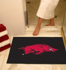 Fan Mats Razorback All-Star Floor/Bath Mat
