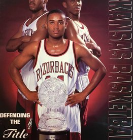 1994-95 Razorback Basketball Media Guide