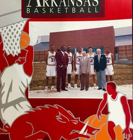 RM 1993-94 Razorback Basketball Media Guide