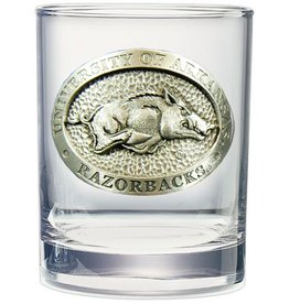 Razorback Double Old Fashion