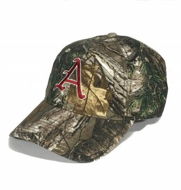 The Game Razorback Baseball Realtree Camo Hat