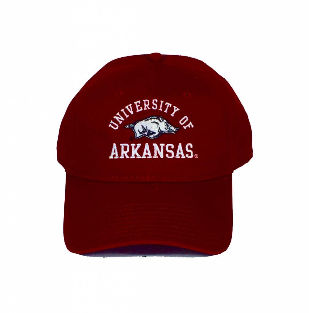 Arkansas Razorback University Of Arkansas Cap Hat By The