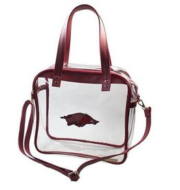 Capri Designs Stadium/Arena  Approved Carryall Purse / Tote