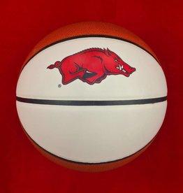 Baden Arkansas Razorback Autograph Basketball