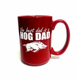 Nordic Razorback Hog Dad El Grande Mug