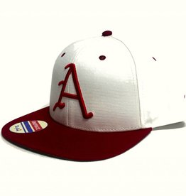 The Game Razorback Pro Shape Flat Bill With A