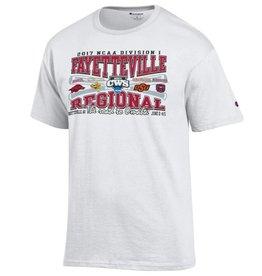 Champion Razorback 2017 NCAA 4 Team Fayetteville Regional