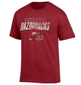 Champion Razorback Big Soft Tee Football SST