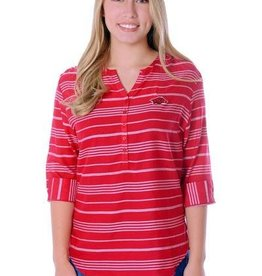 University Girls Razorback Women's Stripe Tunic