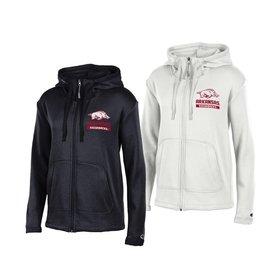Champion Razorback Women's Campus 4.0 Hoodie Jacket