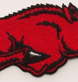 Red Running Hog Patch