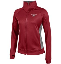 Arkansas Razorback Women's Unlimited Fleece Full Zip