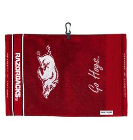 Arkansas Jacquard Face/Club Towel