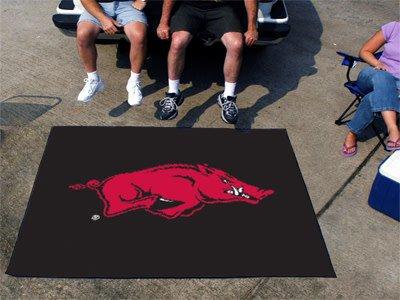Fan Mats Arkansas Razorback 5X6 Tailgate Mat