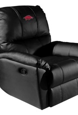 Dream Seat Arkansas Razorback Rocker Recliner