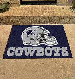 Fan Mats NFL Dallas Cowboy All Star Mat - DS