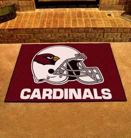 Fan Mats NFL Arizona Cardinals All Star Mat - DS