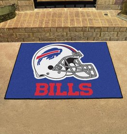 Fan Mats NFL Buffalo Bills All Star Mat - DS