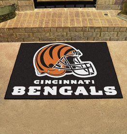 Fan Mats NFL Cincinnati Bengals All Star Mat - DS
