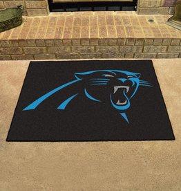 Fan Mats NFL Carolina Panthers All Star Mat - DS