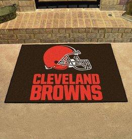 Fan Mats NFL Cleveland Browns All Star Mat - DS