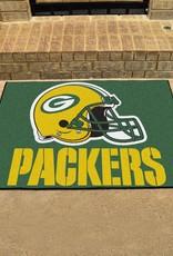 Fan Mats NFL Green Bay Packers All Star Mat