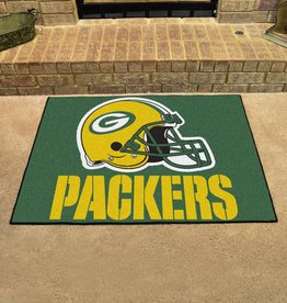 Fan Mats NFL Green Bay Packers All Star Mat - DS