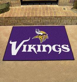 Fan Mats NFL Minnesota Vikings All Star Mat - DS