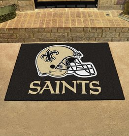Fan Mats NFL New Orleans Saints All Star Mat - DS