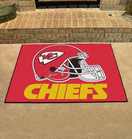 Fan Mats NFL Kansas City Chiefs All Star Mat - DS