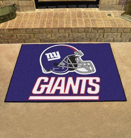 Fan Mats NFL New York Giants All Star Mat - DS