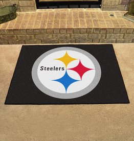 Fan Mats NFL Pittsburgh Steelers All Star Mat - DS