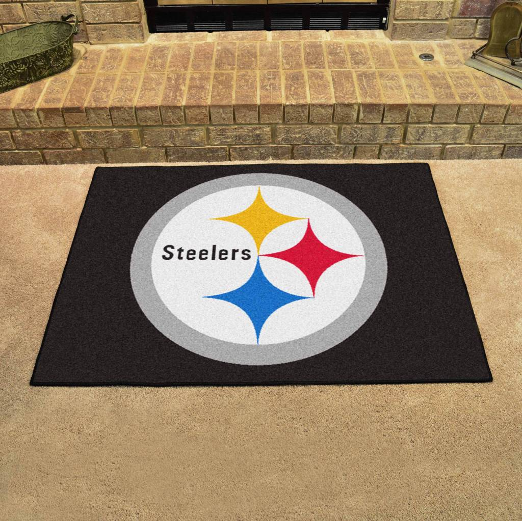 Nfl Pittsburgh Steelers All Star Mat The Stadium Shoppe