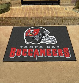 Fan Mats NFL Tampa Bay Buccaneers All Star Mat - DS