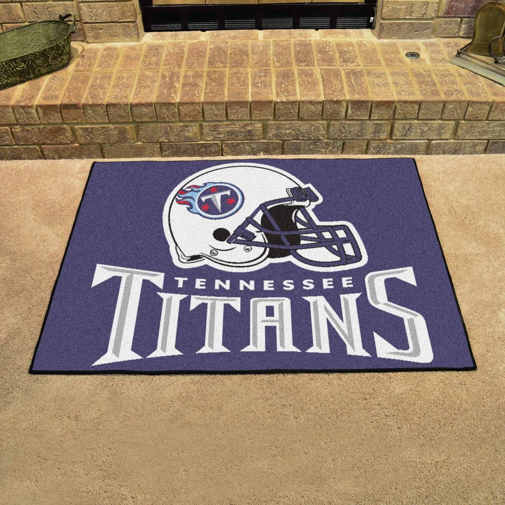 Fan Mats NFL Tennessee Titans All Star Mat