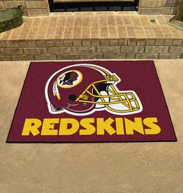 Fan Mats NFL Washington Redskins All Star Mat - DS