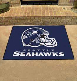 Fan Mats NFL Seattle Seahawks All Star Mat - DS