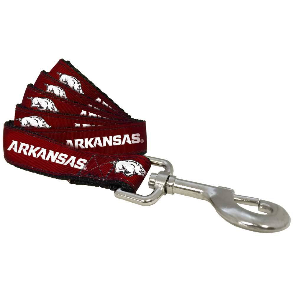 Arkansas Razorback Pet Leash