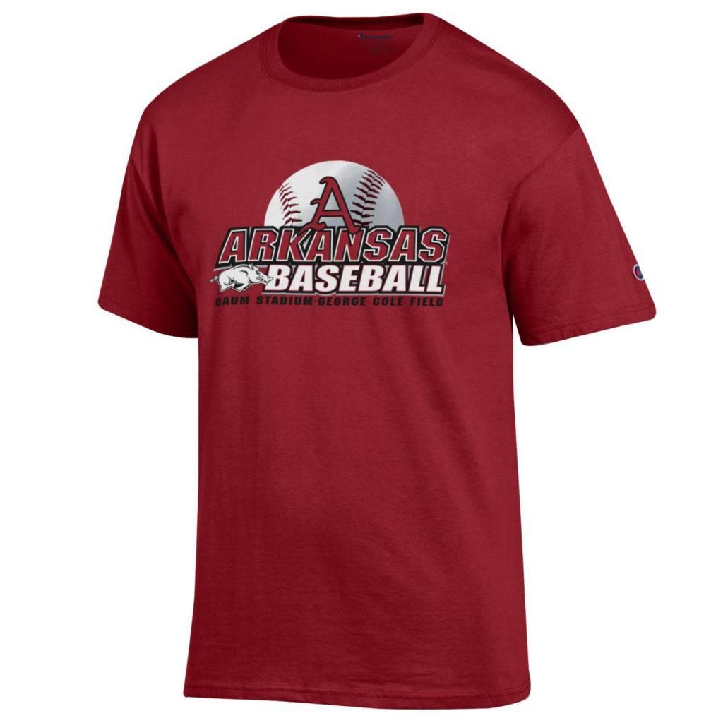 Champion Arkansas Razorback Big Ball Baseball SST