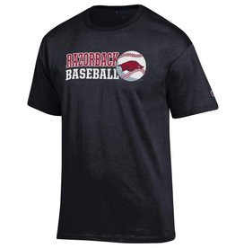 Champion Arkansas Razorback Baseball SST