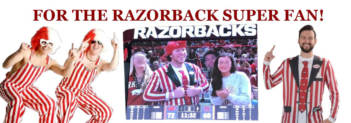 Razorback Superfans ONLY!