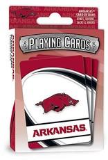 Leanin' Tree Arkansas Razorback Playing Cards