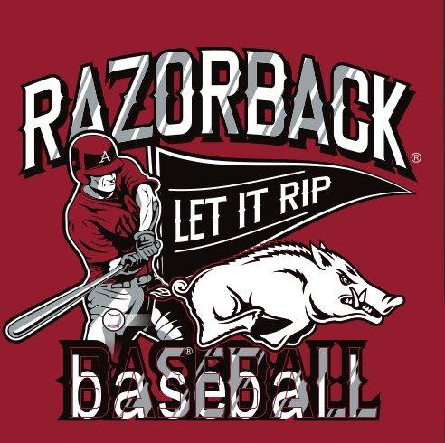 Image One Razorback Let It Rip Baseball SST