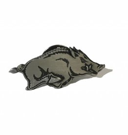 Arkansas Razorbacks Pewter Lapel / Hat Pin