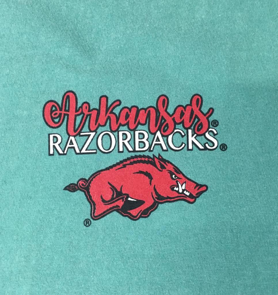 Comfort Colors Arkansas Razorback Life Sure Is Sweet Comfort Colors SST